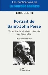 Pierre Guerre - Portrait de Saint-John Perse.