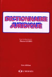 Goodtastepolice.fr DICTIONNAIRE JURIDIQUE. 1ère édition Image