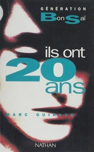 Pierre Guiraud - Ils ont 20 ans.