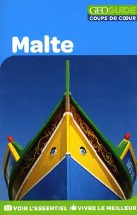 Pierre Guitton et Ariane Tahar - Malte.