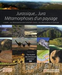 Pierre Hantzpergue et Vincent Bichet - Jurassique... Jura - Métamorphoses d'un paysage. 1 DVD