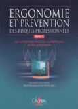 Pierre Harichaux et Jean-Pierre Libert - Ergonomie et prévention des risques professionnels - Tome 2, Les contraintes musculo-squelettiques et leur prévention.