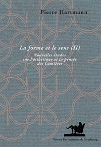 Galabria.be La forme et le sens (II) - Nouvelles études sur l'esthétique et la pensée des Lumières Image