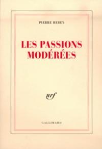 Pierre Hebey - Les passions modérées.