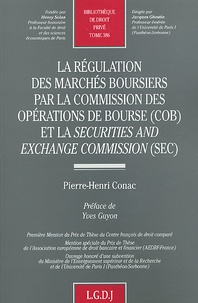 Accentsonline.fr La régulation des marchés boursiers par la Commission des Opérations de Bourse (COB) et la Securities and Exchange Commission (SEC) Image
