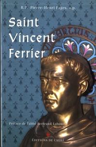 Pierre-Henri Fages - Saint Vincent Ferrier.