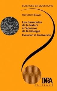 Histoiresdenlire.be Les harmonies de la Nature à l'épreuve de la biologie. Evolution et biodiversité Image