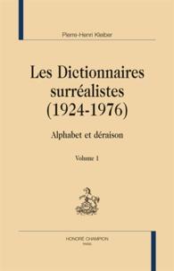 Checkpointfrance.fr Les dictionnaires surréalistes (1924-1976) - Alphabet et déraison, 2 volumes Image