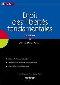 Jean-Claude Ricci et Pierre-Henri Prélot - Droit des libertés fondamentales.