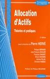 Pierre Hervé - Allocation d'actifs - Théories et pratiques.