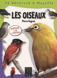Pierre Huguet - Les oiseaux nicheurs de Mayotte. 1 CD audio