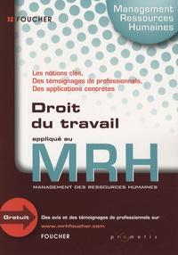 Pierre Iriart - Droit du travail appliqué au MRH.