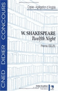 Pierre Iselin - William Shakespeare - Twelfth Night.