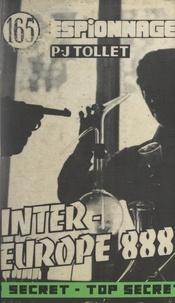 "Pierre-Jack Tollet - Inter-Europe ""888""."