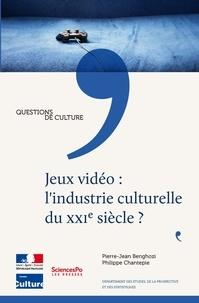 Pierre-Jean Benghozi et Philippe Chantepie - Jeux vidéo : l'industrie culturelle du XXIe siècle ?.