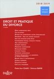 Pierre-Jean Claux et Stéphane David - Droit et pratique du divorce.