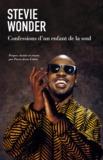 Pierre-Jean Crittin - Stevie Wonder - Confessions d'un enfant de la soul.
