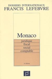 Pierre-Jean Douvier - Monaco juridique, fiscal, social, comptable.
