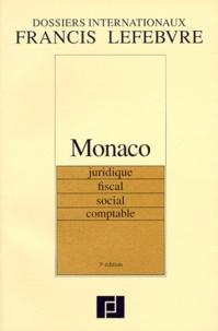 Goodtastepolice.fr MONACO. Juridique, fiscal, social, comptable, 3ème édition Image