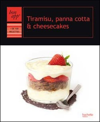 Pierre-Jean Furet - Tiramisu, panna cotta & cheesecakes.
