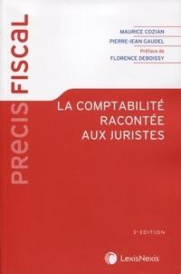 Pierre-Jean Gaudel et Maurice Cozian - La comptabilité racontée aux juristes.