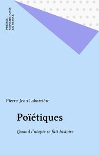 Pierre-Jean Labarrière - .