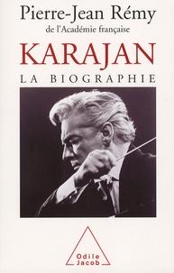 Pierre-Jean Rémy - Karajan - La biographie.
