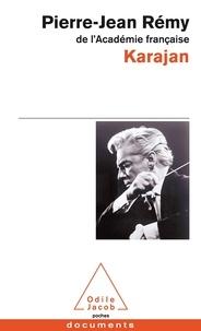 Pierre-Jean Rémy - Karajan.
