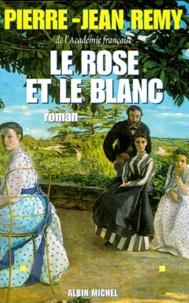Pierre-Jean Rémy - Le rose et le blanc.