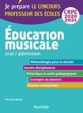 Pierre-Jean Schoen - Education musicale CRPE - Oral / admission CRPE.