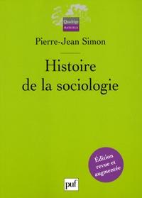 Pierre-Jean Simon - Histoire de la sociologie - Tradition et fondation.