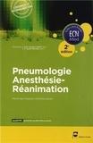 Pierre-Jean Souquet et Charlotte Lacroix - Pneumologie Anesthésie-Réanimation.