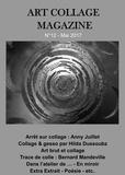 Pierre Jean Varet Pierre Jean Varet et Hilda Dussoubz - Art Collage Magazine N°12.