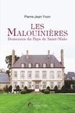 Pierre-Jean Yvon - Les Malouinières - Demeures du Pays de Saint-Malo.