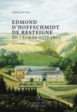 Pierre Jodogne - Edmond d'Hoffschmidt de Resteigne dit l'Ermite (1777-1861).