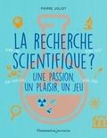 Pierre Joliot - La recherche scientifique ? - Une passion, un plaisir, un jeu.