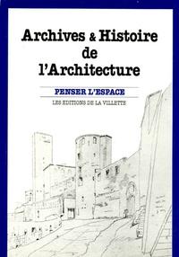 Pierre Joly - Archives et histoire de l'architecture.