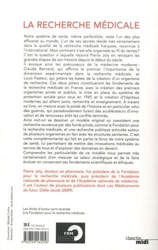La recherche médicale, une passion française