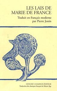 Pierre Jonin - Les lais de Marie de France.
