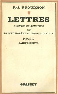 Pierre-Joseph Proudhon - Lettres.
