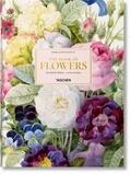 Pierre-Joseph Redouté - Le livre des fleurs.