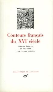 Conteurs français du XVIe siècle - Pierre Jourda | Showmesound.org