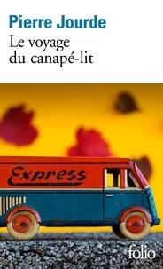 Pierre Jourde - Le voyage du canapé-lit.