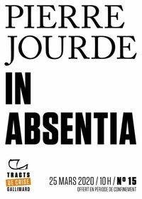 Pierre Jourde - Tracts de Crise (N°15) - In Abstentia.