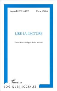 Pierre Jozsa et Jacques Leenhardt - .