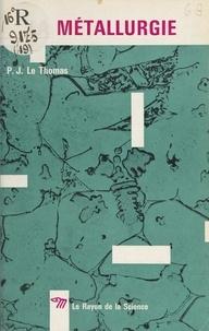 Pierre-Julien Le Thomas et  Alinari - La métallurgie.