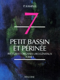 Openwetlab.it ANATOMIE NUMERO 7 TOME 1 : PETIT BASSIN ET PERINEE. Rectum et organes uro-génitaux Image