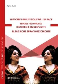 Pierre Klein - Histoire linguistique de l'Alsace - Repères historiques.