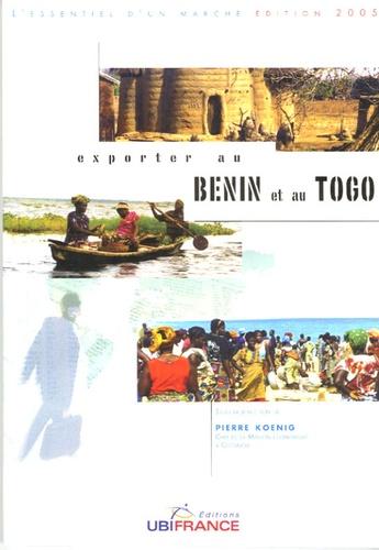 Pierre Koenig - Exporter au Bénin et au Togo.