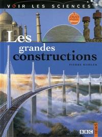 Pierre Kohler - Les grandes constructions. 1 DVD